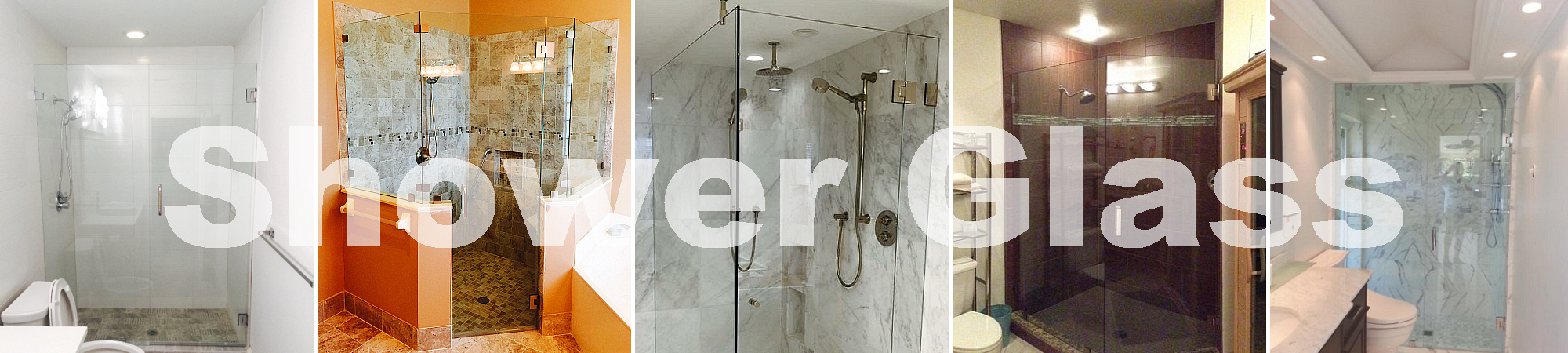 Shower Glass & Shower Enclosures - Installation & Replacement